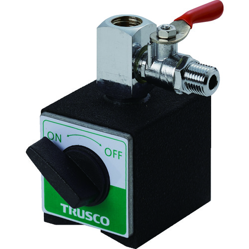 TRUSCO マグネットベースクーラント レビューを書けば送料当店負担 1軸用 卓出 TMBC-1 ノズルなし