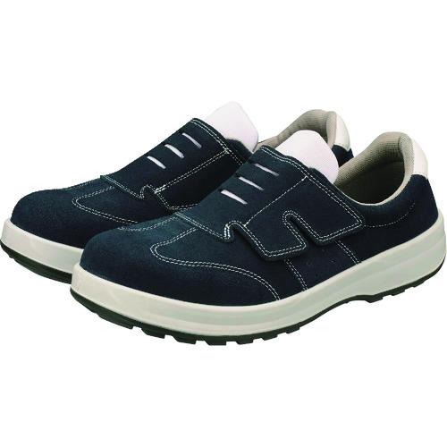 シモン 安全靴 短靴マジック式 SS18BV 26.0cm SS18BV-26.0