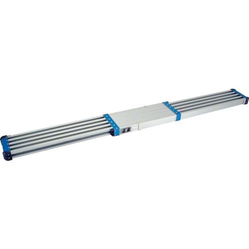 【直送品】ピカ 両面使用型伸縮足場板STKD型 伸長3.6m STKD-D3623