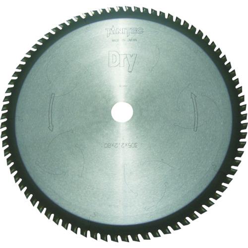 タニ ドライチップソー SUS用チップソー 305x2.2x25.4Hx80Z DTS305X2.2X25.4X80