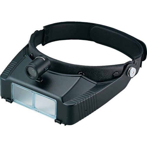 池田レンズ LEDライトヘッドルーペ BM120LABD