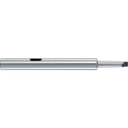 TRUSCO ドリルソケット焼入研磨品 ロング MT2XMT2 首下200mm TDCL-22-200