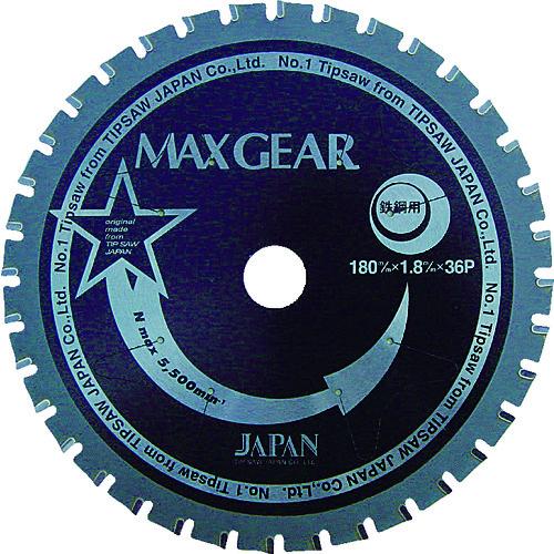 チップソージャパン マックスギア鉄鋼用310 MG-31060