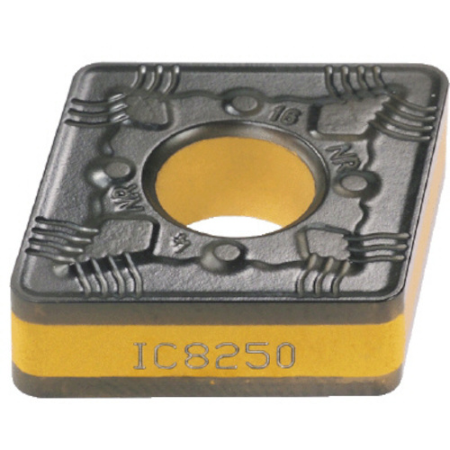 イスカル B 旋削/チップ IC907 10個 CNMG 120408-NR:IC907