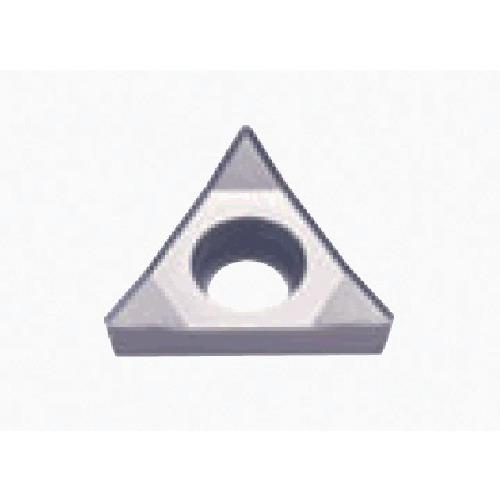 タンガロイ 旋削用G級ポジTACチップ KS05F 10個 TCGT16T302-AL:KS05F