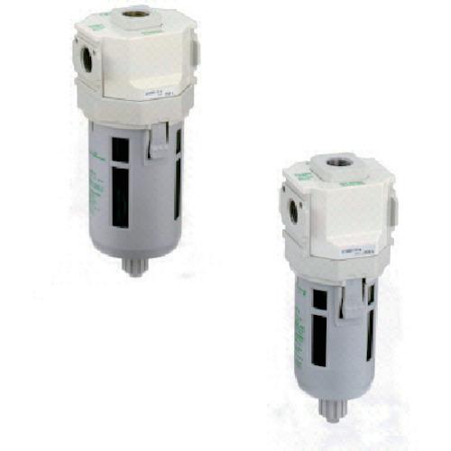 CKD スナップドレン ノーマルオープン形オートドレン白色シリーズ DT3000-10-W