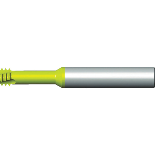 NOGA ハードカットミニミルスレッド 呼び寸法M2.0 ピッチ0.40 H06016C4 0.4ISO
