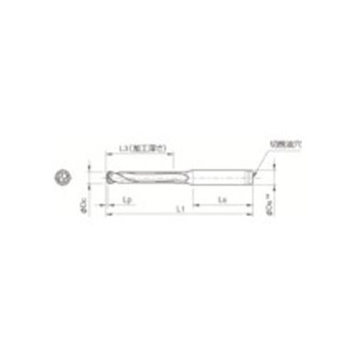 京セラ ドリル用ホルダ SS12-DRC115M-5
