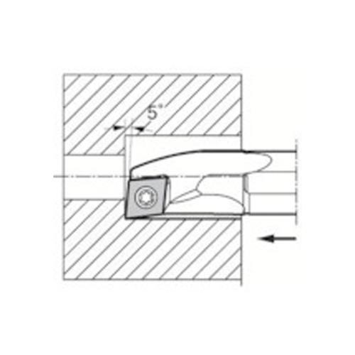 京セラ 内径加工用ホルダ S12M-SCLPR08-14A