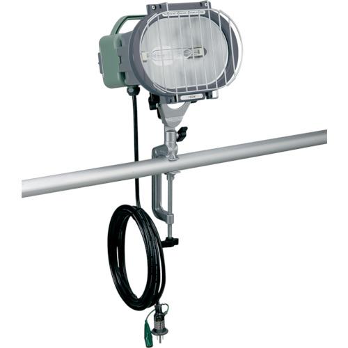 ハタヤ 瞬時再点灯型150Wメタルハライドライト10m電線付バイス取付タイプ MLV-110KH