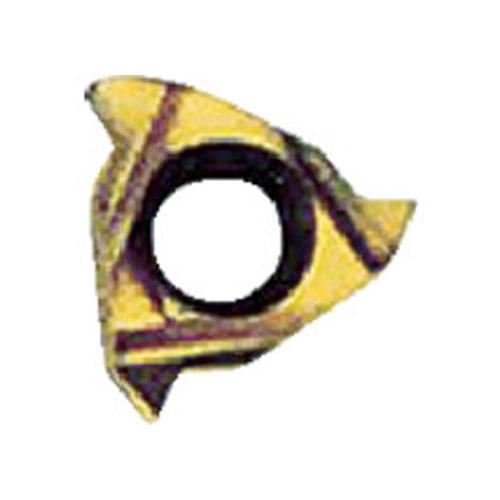 NOGA Carmexねじ切り用チップ テーパーねじ用 チップサイズ8×19山×55° 10個 08IR19BSPTBXC