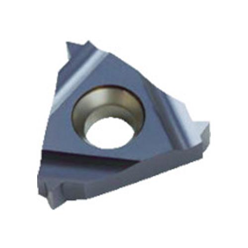 NOGA Carmexねじ切り用チップ テーパーねじ用 チップサイズ16×11山×55° 10個 16IR11BSPTBMA