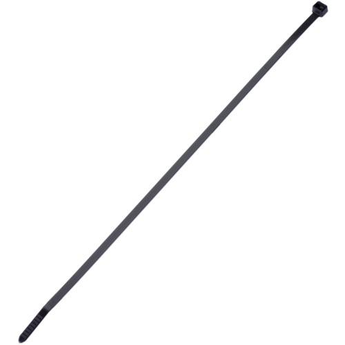 パンドウイット ナイロン結束バンド 耐候性黒 幅3.7×長さ368 (1000本入) PLT4I-M0