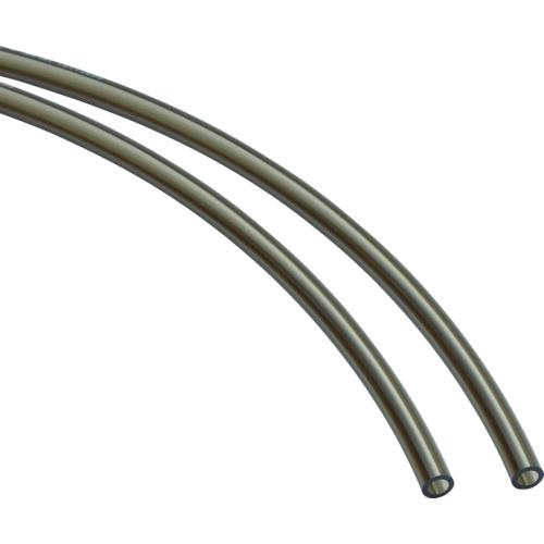 当店だけの限定モデル 12×8mm ピスコ 100M ソフトポリウレタンチューブ クリアブラック UC1280-100-CBL:工具屋「まいど!」-DIY・工具