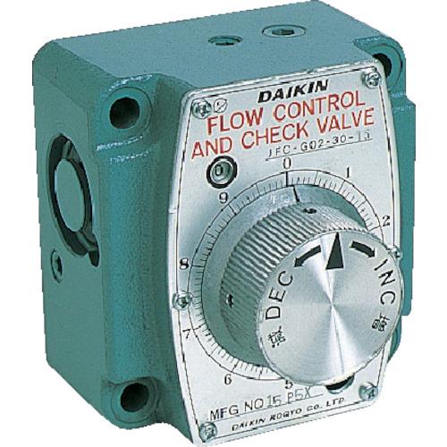 ダイキン 流量調整弁ガスケット取付形 呼び径1/4 JFC-G02-30-15