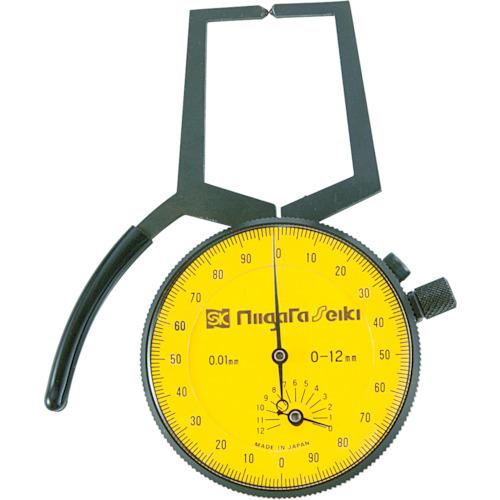 SK ダイヤルキャリパゲージ 測定範囲0~12mm 最小表示0.01mm AO-1