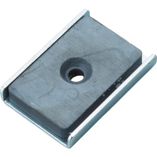 代表画像 色 サイズ等注意 限定特価 人気上昇中 TFC25KA-10P キャップ付フェライト磁石25.5mmX23.5mmX6.5mm TRUSCO