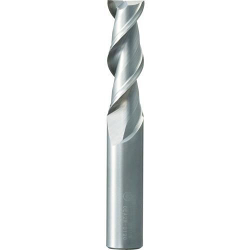 大見 アルミ加工用エンドミル 刃数2 刃径12mm OEA2R-0120