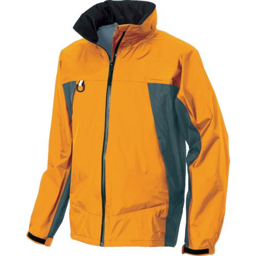 アイトス ディアプレックス レインウエア オレンジ 3L 56301-063-3L