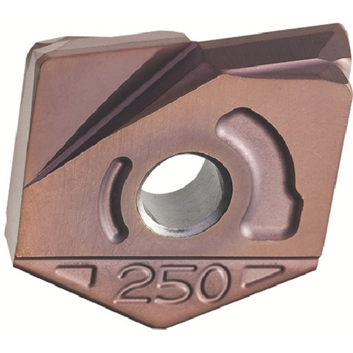 MOLDINO カッタ用チップ 2個 ZCFW100-R1.0:PCA12M