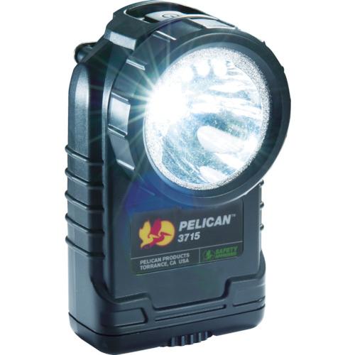 PELICAN 3715 LEDフラッシュライト 黒 3715LEDBK