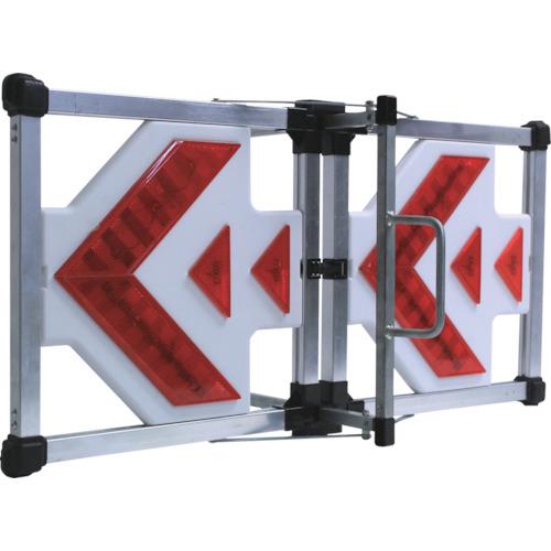 ミツギロン LED方向板DX幅800×高さ406 ARRODX