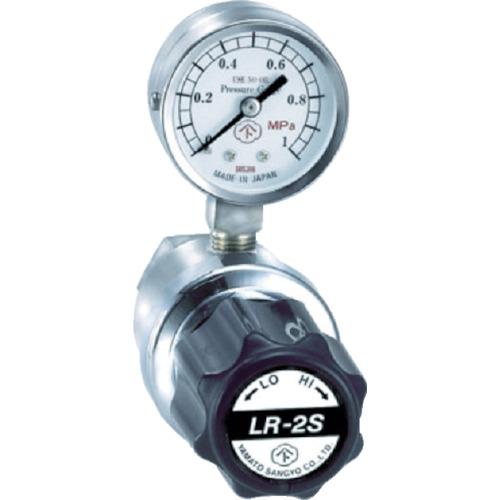 ヤマト 分析機用ライン圧力調整器 LR-2B L5タイプ LR2BRL5TRC