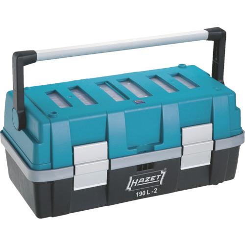 HAZET パーツケース付ツールボックス 190L-2