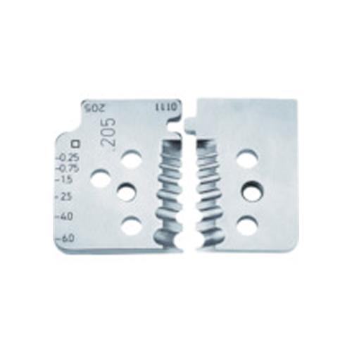 KNIPEX 精密ワイヤーストリッパー 1219-06用替刃 1219-06