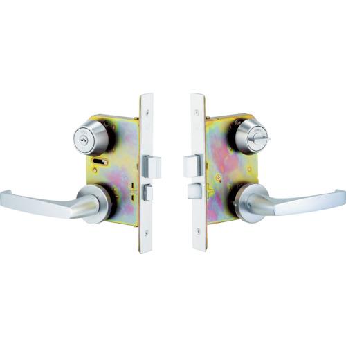 MIWA 木製ドア用レバーハンドル錠 TRWLA20-1