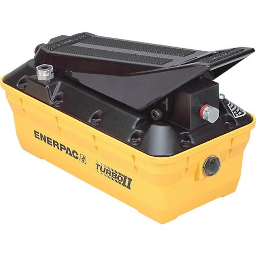 エナパック 単動用エアー駆動油圧ポンプ PATG1102N
