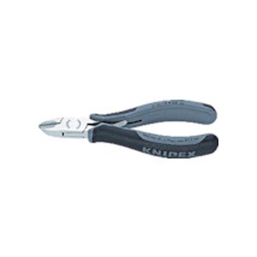 注目ブランド 超硬刃エレクトロニクスニッパー KNIPEX 7702-135HESD:工具屋「まいど!」 7702-135HESD-DIY・工具