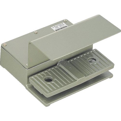 オジデン フットスイッチ シーソー式 電気定格6A-250VAC OFL-TW-FSC