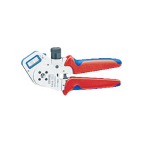 KNIPEX 9752-63DG デジタル圧着ペンチ 9752-63DG