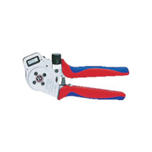 KNIPEX 9752-65DG デジタル圧着ペンチ 9752-65DG