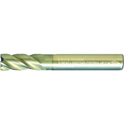 マパール OptiMill-Uni-HPC 不等分割・不等リード4枚刃 SCM240J-0800Z04R-F0016HA-HP213