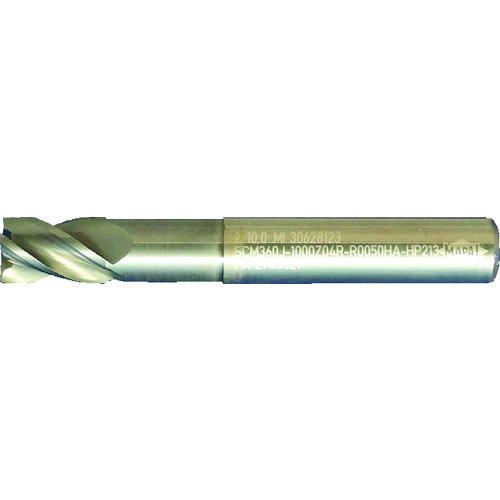 マパール OptiMill-HPC-CR SCM360J-2000Z04R-R0100HA-HP213 不等分割・不等リード4枚刃 ラジアス