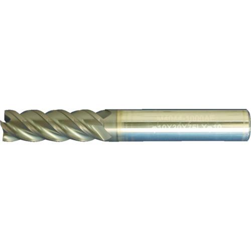 マパール ECO-Endmill(M4044) 4枚刃/ハイレーキ エンドミル M4044-1200AE