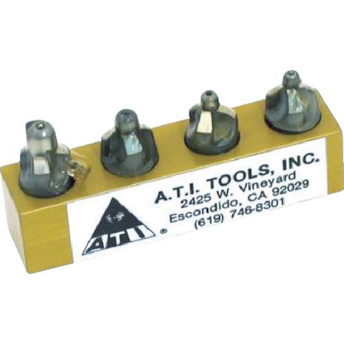 ATI カウンターシンクインテグラルパイロット3フルートセット ATI420D-4PC
