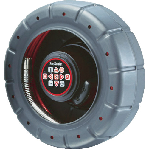 RIDGID シースネイクマイクロリールL100Cドラムのみ 35243