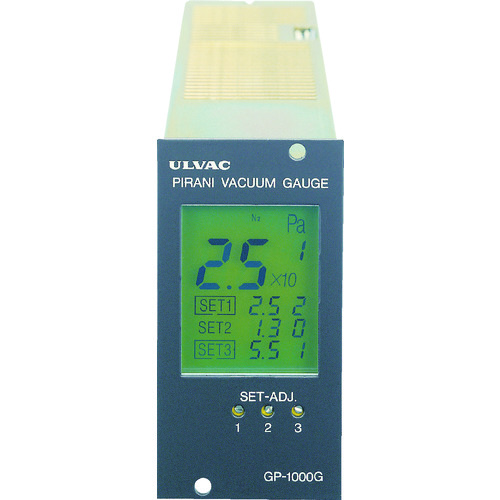 ULVAC ピラニ真空計(デジタル仕様) GP-1000G/WP-01 GP1000G/WP01
