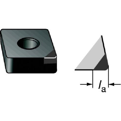 サンドビック T-Max P 旋削用CBNネガ・チップ CB20 5個 CNMA 120404S01020E:CB20