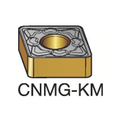 【まとめ買い】 T-Max 06 P 16 旋削用ネガ・チップ CNMG 3205 サンドビック 08-KM:3205:工具屋「まいど!」 10個-DIY・工具
