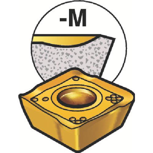 サンドビック コロミル490用チップ 1020 10個 490R-140408M-PM:1020