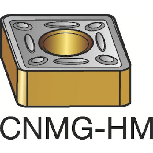 サンドビック T-Max P 旋削用ネガ・チップ 2025 10個 CNMG 19 06 24-HM:2025