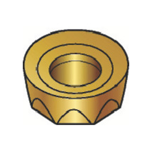サンドビック コロミル200用チップ 1040 10個 RCHT 16 06 M0-ML:1040