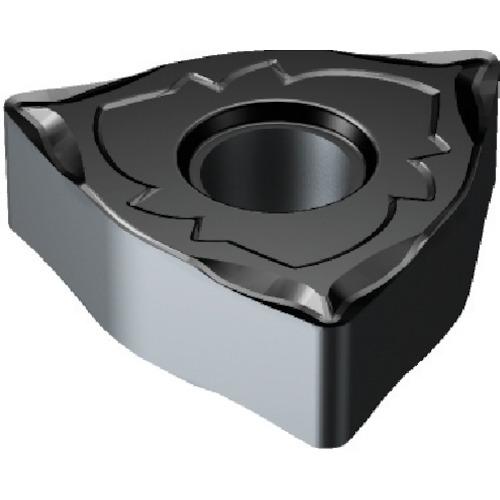 サンドビック T-Max P 旋削用ネガ・チップ 1105 10個 WNMG 08 04 08-SF:1105
