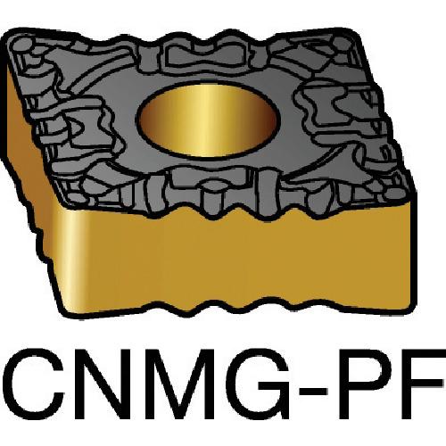 サンドビック T-Max P 旋削用ネガ・チップ 5015 10個 CNMG 09 03 08-PF:5015