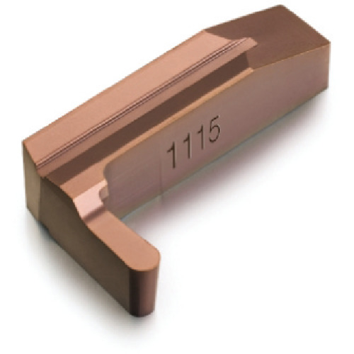 サンドビック コロカット1 突切り・溝入れチップ 1115 10個 RG123H1-0200-0002-GS:1115