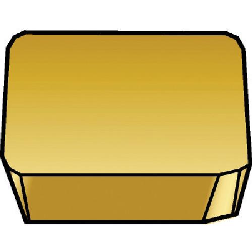 サンドビック フライスカッター用チップ 3020 10個 SPKN 15 04 ED R:3020